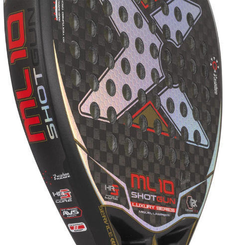 Nox Padel ML10 Shotgun Luxury Lamperti