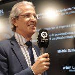 Ramón Morcillo président FEP