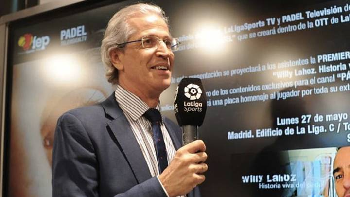 Ramón Morcillo: nuevo presidente de la FEP