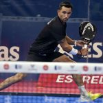 Sanyo Gutierrez revers world padel tour