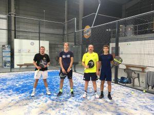 Vainqueurs P250 Racket Park
