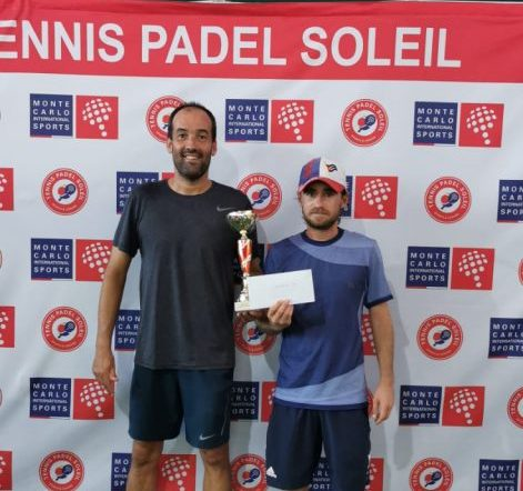 Great weekend at tennis padel sun
