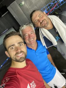 choya blanqué nunoz world padel tour coaching