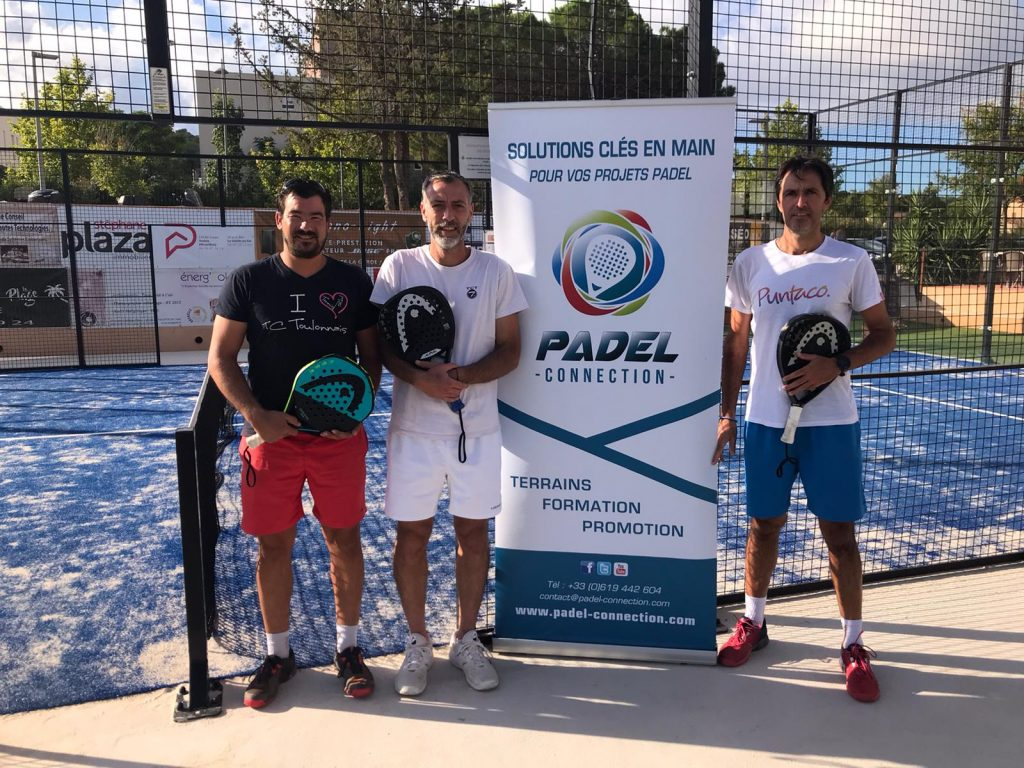 padel connection stage padel 2020