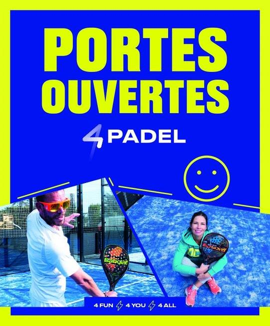 open house marville 4PADEL