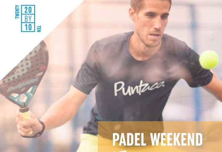 PADEL EXPERIENCE STAGES by Twenty by Ten