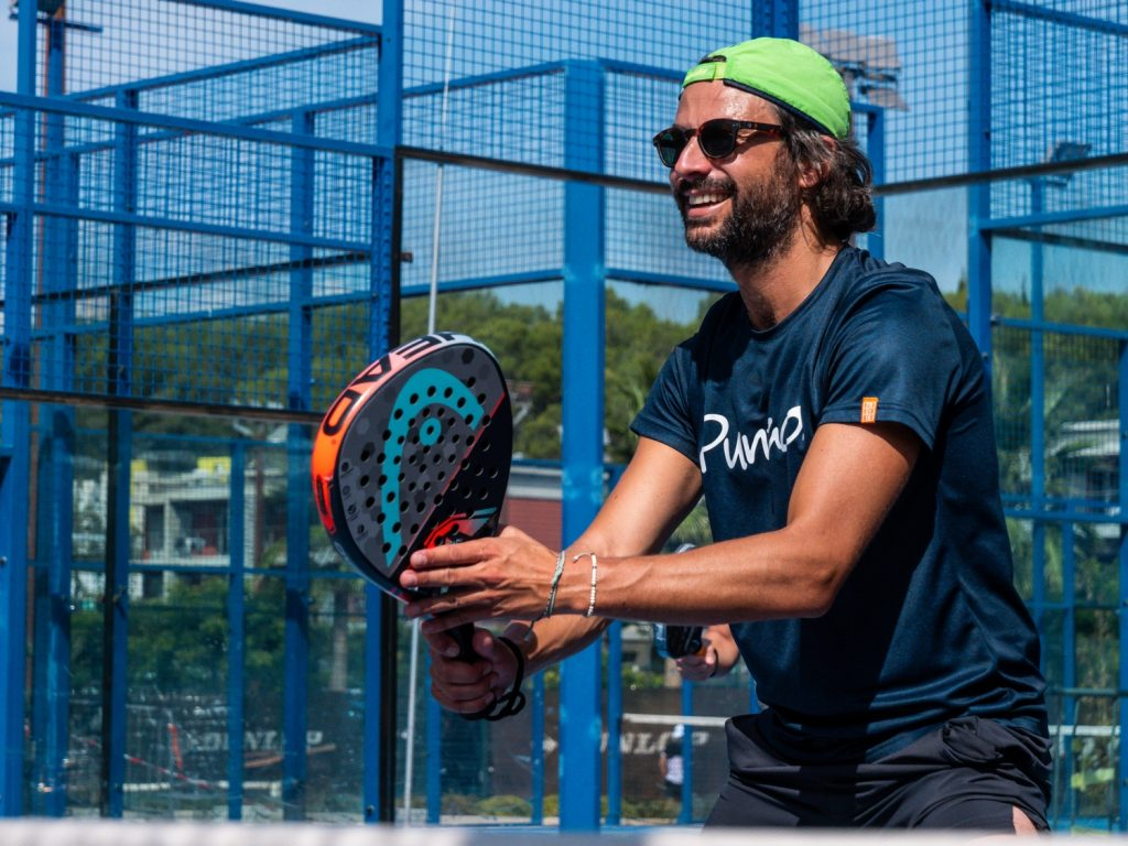 FASI DELL'ESPERIENZA DI PADEL di Twenty by Ten