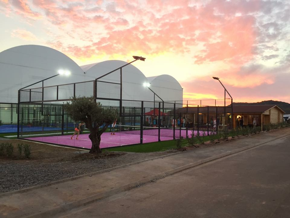 central land sunset padel albi