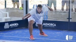 Brandon ethan sfez world padel tour menorca