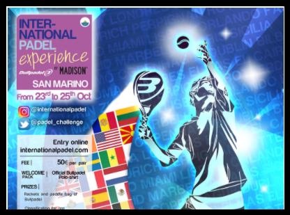 San Marino offers an international tournament