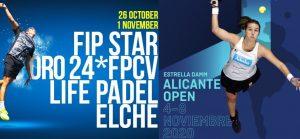 Alicante World Padel Tour Fip Star Elche