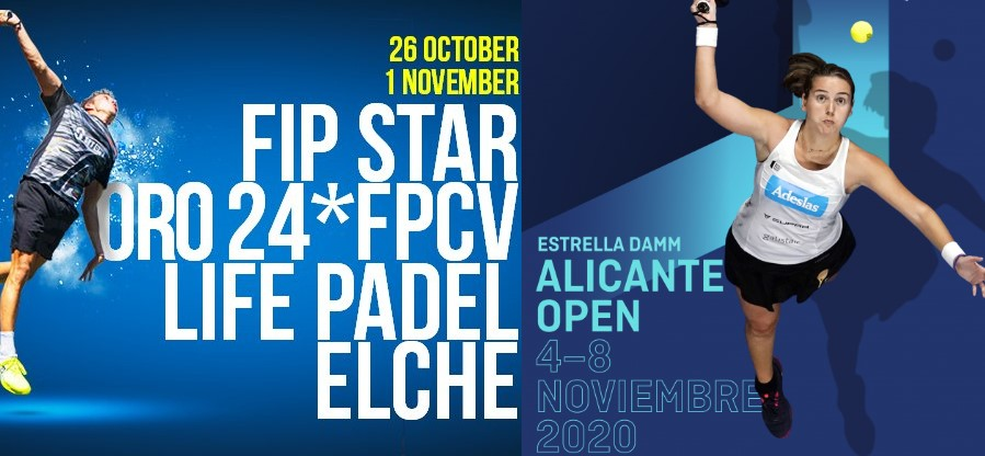 Alicante World Padel Tour Fip Star Elche