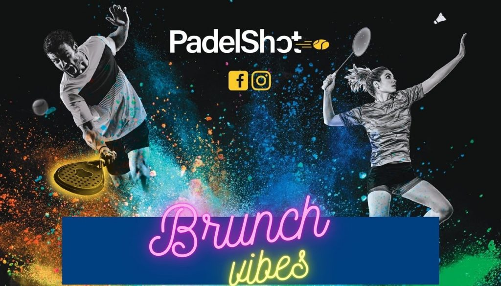 Padel Shot Caen in brunch-modus!