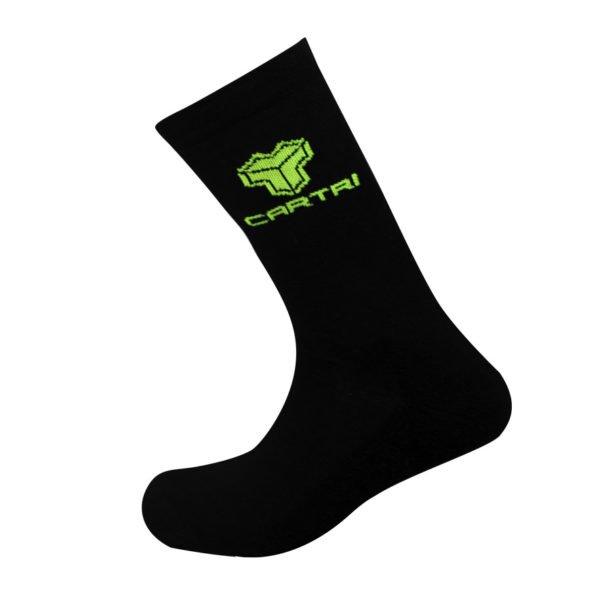 Cartri chaussettes noires high