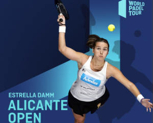 Estrella DammAlicanteオープンポスター