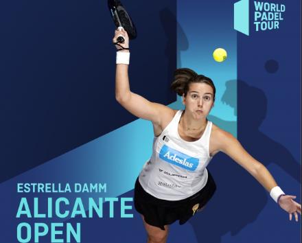 Estrella Damm Alicante Öppen affisch