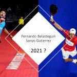Fernando Belasteguin sanyo gutierrez världspadeltur 2021
