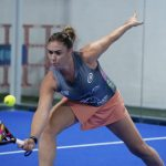 Laura Clergue world padel tour