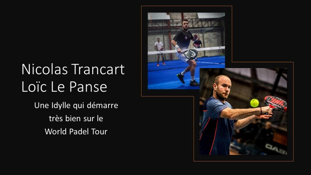 Trancart / Le Panse : la belle idylle