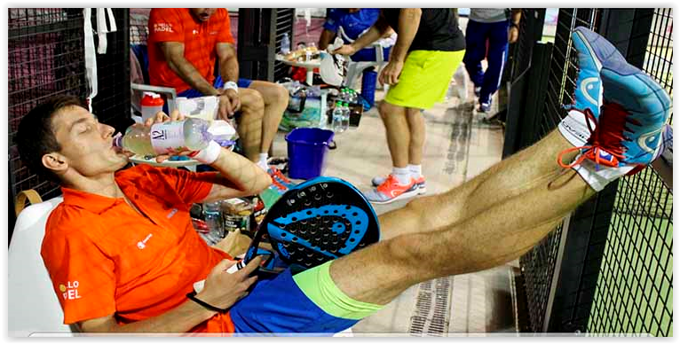 Marathon padel : des tournois qui attirent