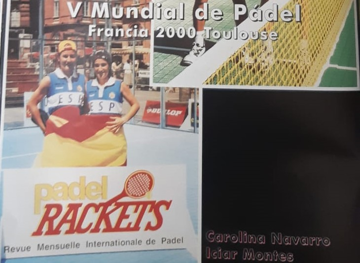 Padel Rackets 5ème mondial padel France