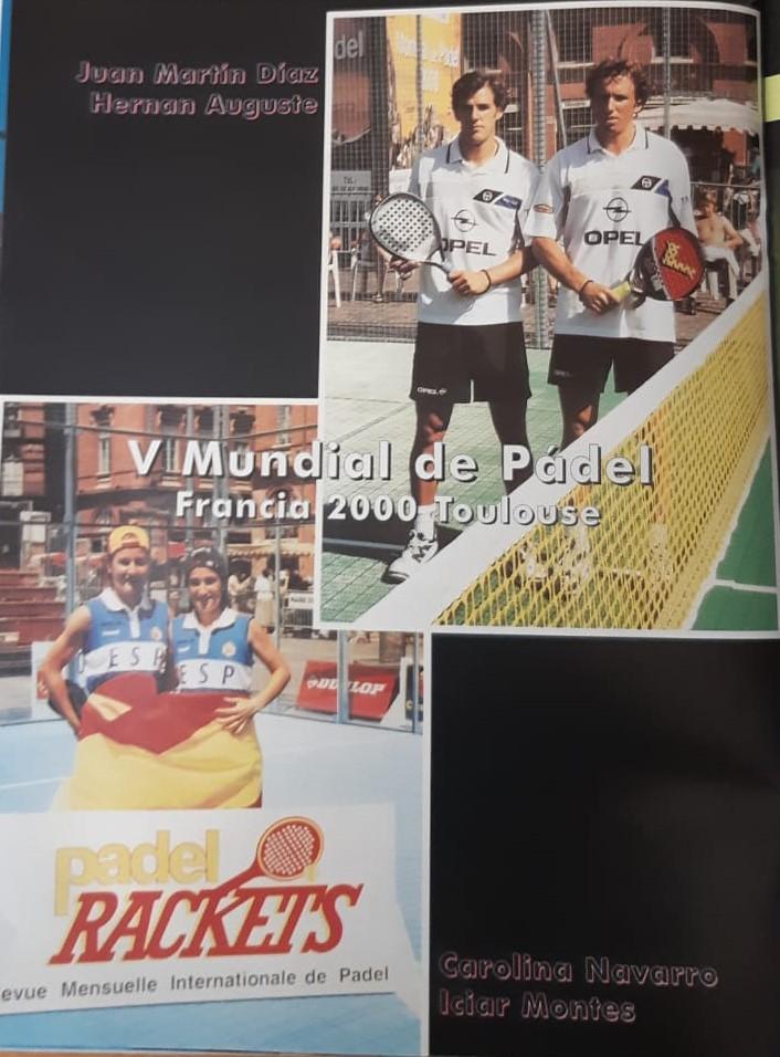 Padel Rackets couverture mondial padel France