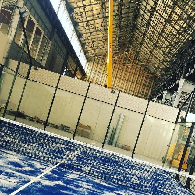 Padel Shot Saint-Etienne : 5 terrains de padel