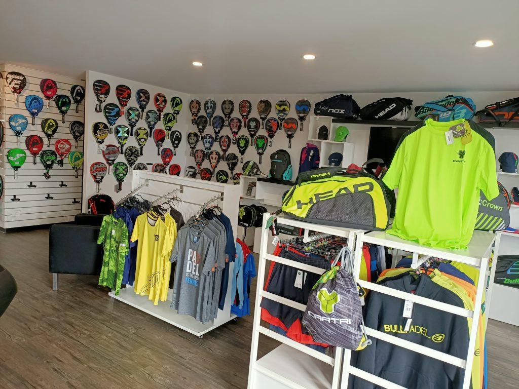 Padel Schläger Shop Saleilles