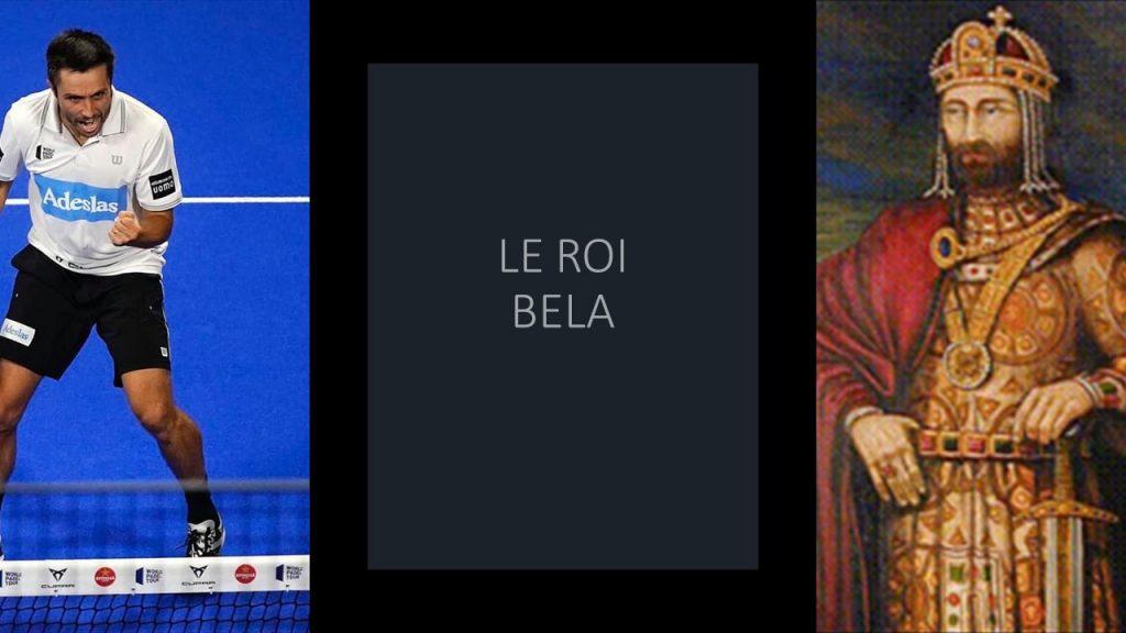 Re Bela Hongie Fernando Belasteguin Padel