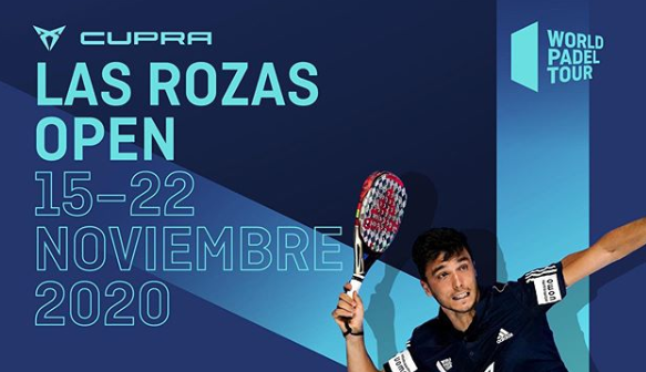 World Padel Tour Las Rozas Open Ale Galan poster