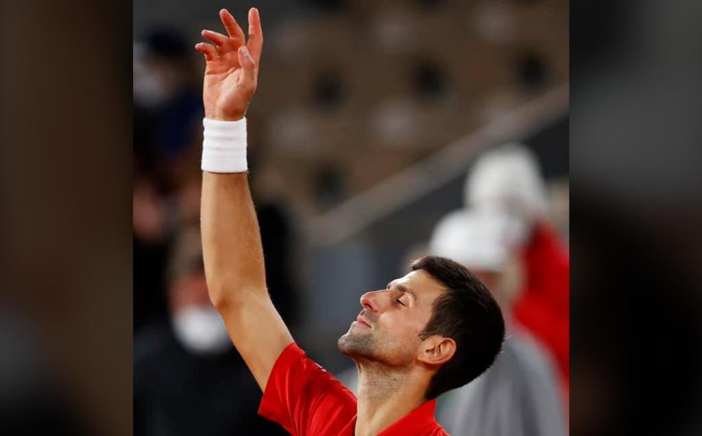 Nadal inflige 6/0 em Djokovic