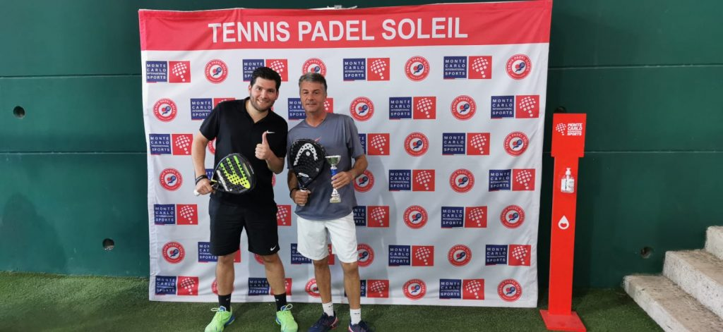 The P100 are popular at Tennis Padel Soleil