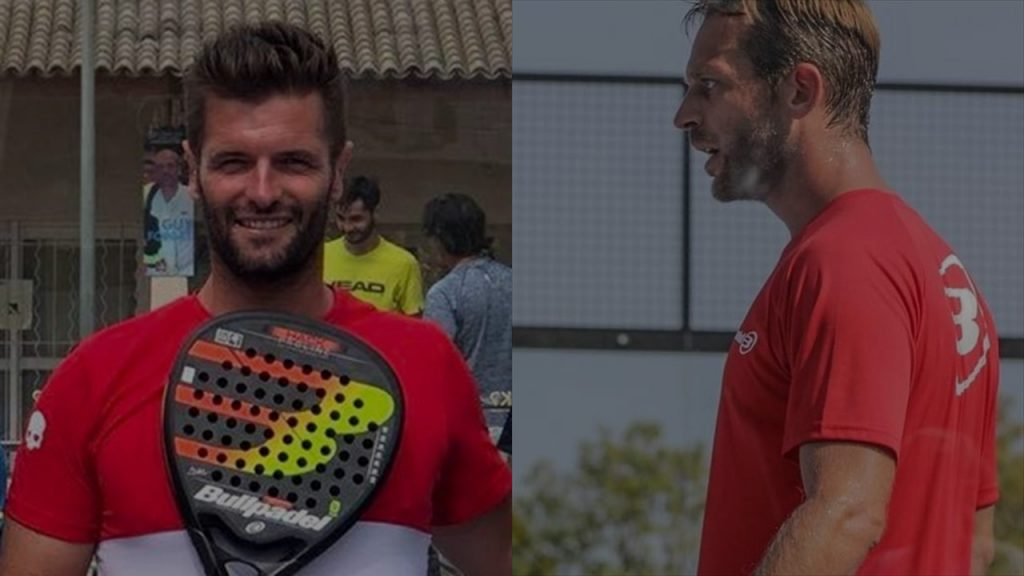 valsot inzerillo all in padel P1000 sports