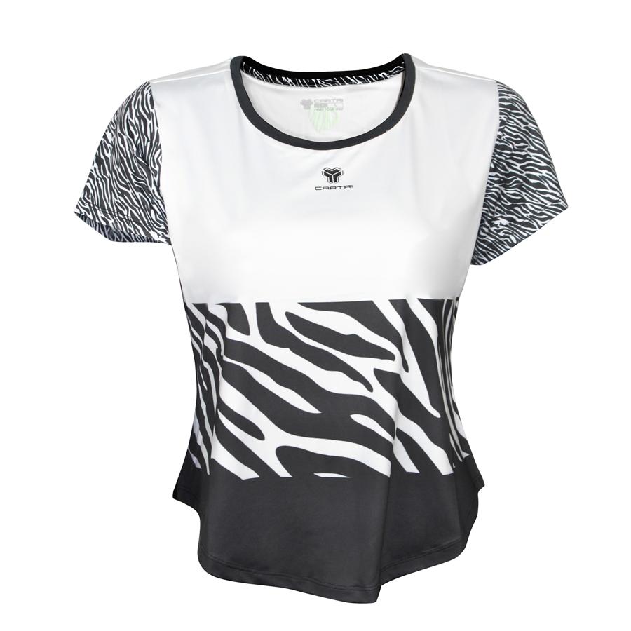 Cartri haut femmes Zebra