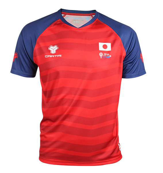 Cartri t shirt japon padel