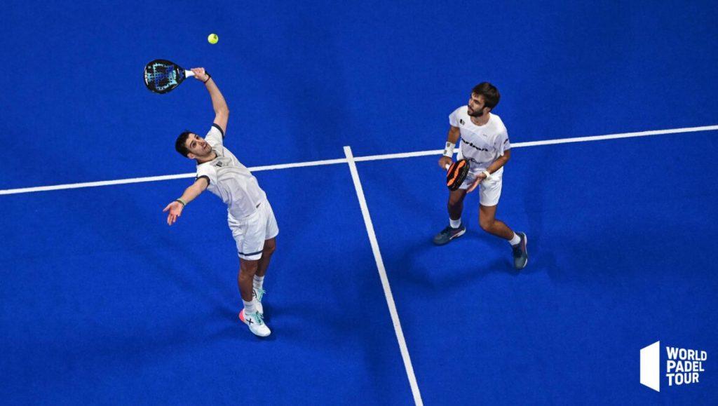 Diestro Fernandez Cano ottavi di finale Las Rozas Open