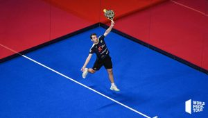 Javi Rico world padel tour