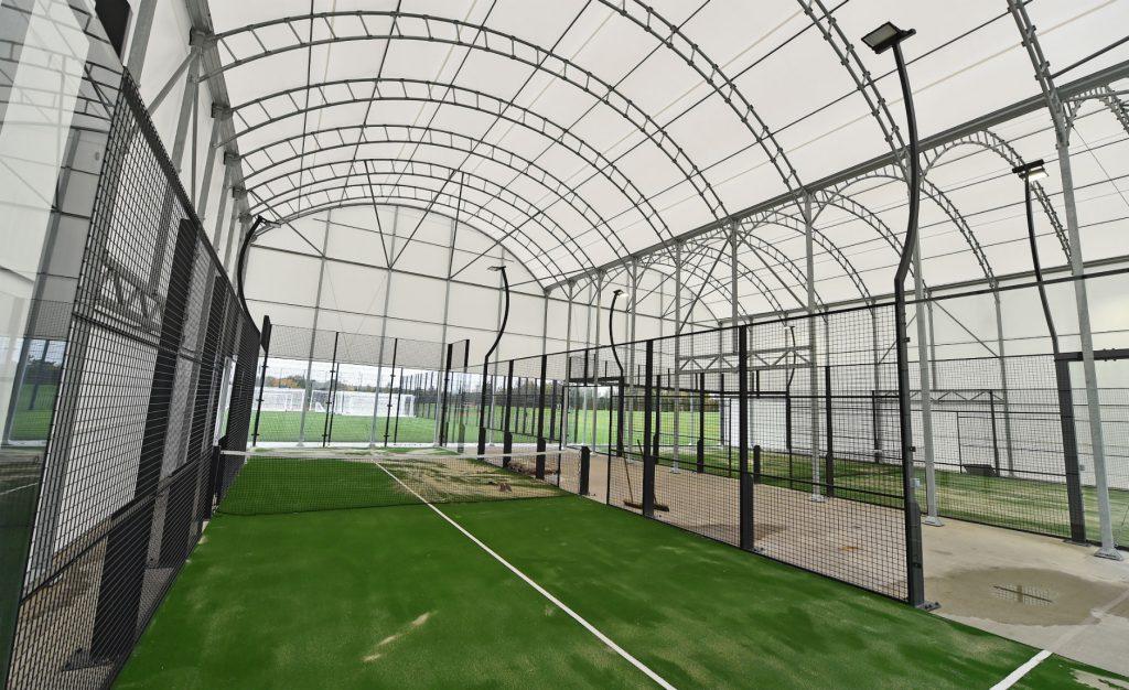 Liverpool Axa Training Centre Padel pistes