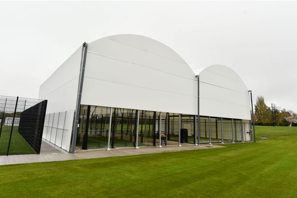 Liverpool Axa Training Centre Padel semi couverts