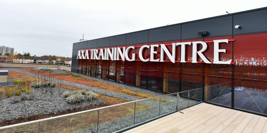 Liverpool Axa Training Centre