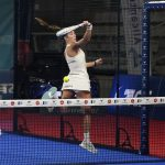 Marta Ortega smash revers finale dames alicante open
