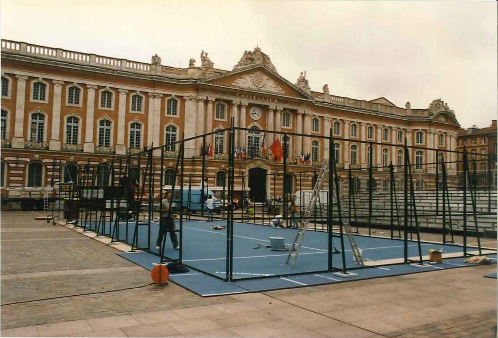 French Open av padel 2000