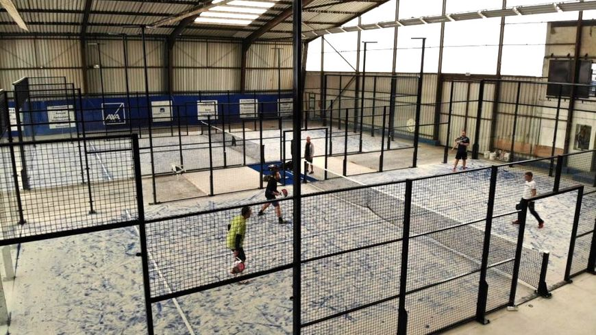 The Ardennes have their padel
