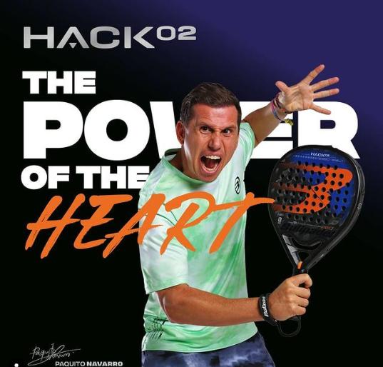 Paquito Navarro Hack 02 2021