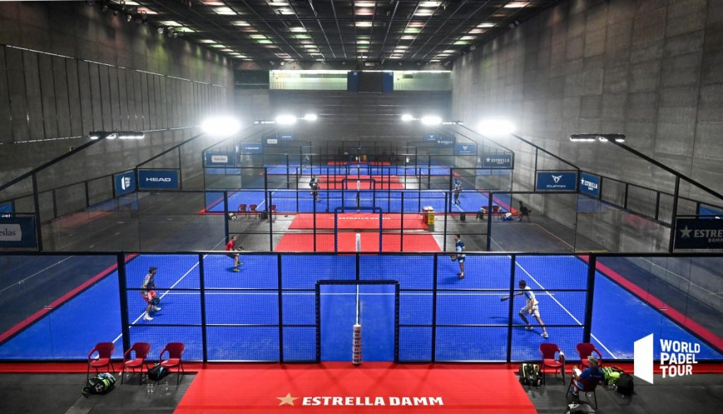 WOrld Padel TOur huis clos Madrid