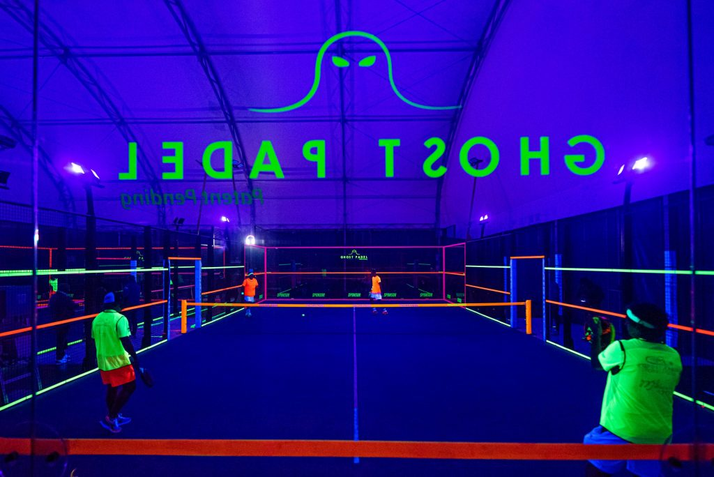 ghost padel land of padel dark night