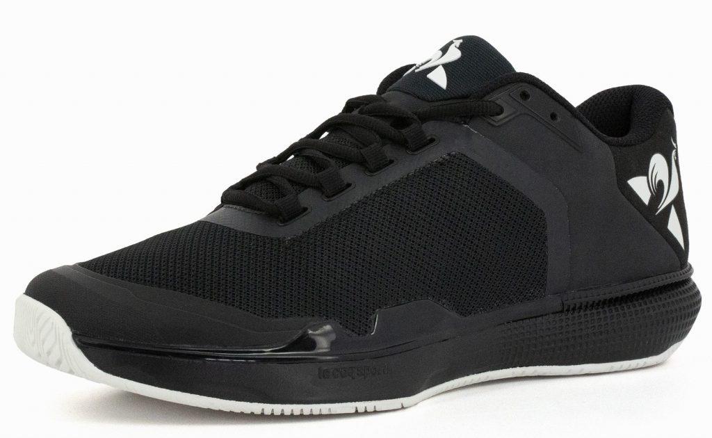 le-coq-sportif-chaussures padel peformance FUTUR noir LCS