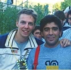 maradona wertz padel mondial 1996
