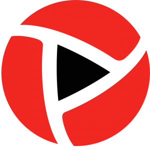 ngtv experience logo red and black padel and football