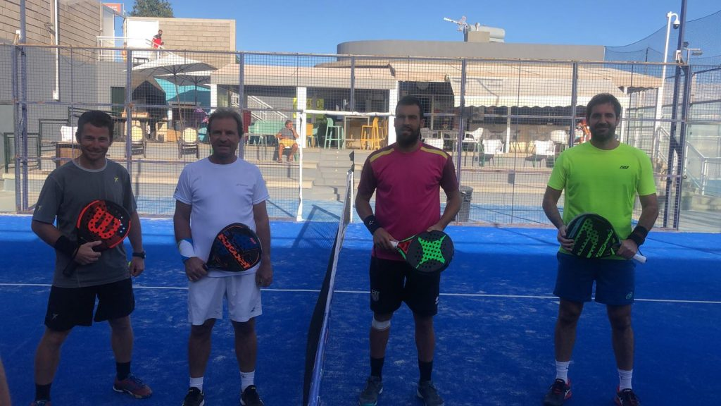1/2 finale – Open San Miguel Tenerife – Fouquet / Bondia vs Donate / Vela